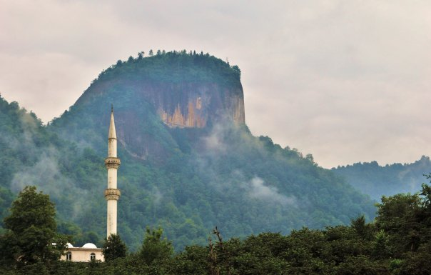 Saklı Tarih Yomrahisar Kalesi (Maden Kalesi)