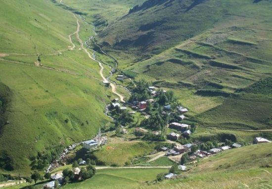 Dereli Aksu Köyü