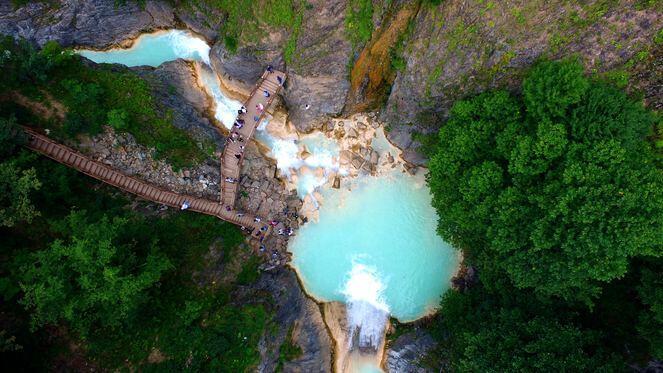 Giresun Dereli Mavi Göl