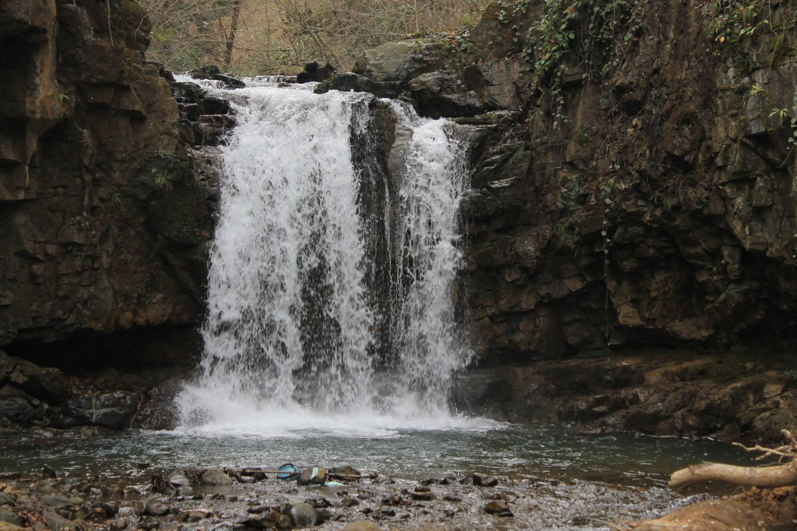 Akkaya Köyü Şelalesi